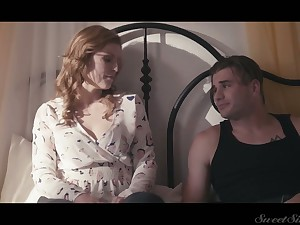 Disconsolate wife Ella Nova is Great White Father on her husband with his best friend